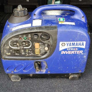 YAMAHA 発電機 インバーター EF9HIS  ジャンク品(防災関連グッズ)