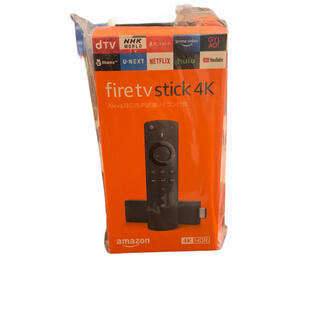 【新品】Amazon Fire Stick tv 4k