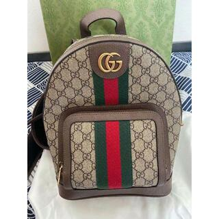 Gucci - グッチGUCCI GG スモール バックパック
