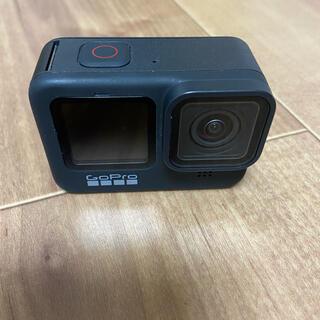 ゴープロ(GoPro)のピーナッツ様専用【美品】gopro9 SDカード付き(コンパクトデジタルカメラ)