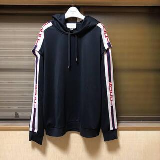 Gucci - GUCCI テクニカル ジャージ パーカー 定価14万円