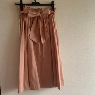 オペーク(OPAQUE)の【新品未使用】オペークのロングスカート(ロングスカート)