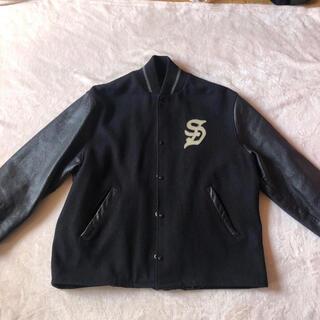 Supreme - 【激レア】Supreme 2nd スタジャン 初期 美品 値下げ交渉可能