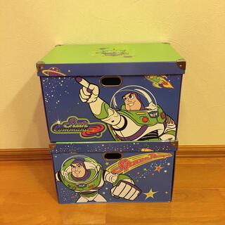 Disney - トイストーリー バズ 収納ケース
