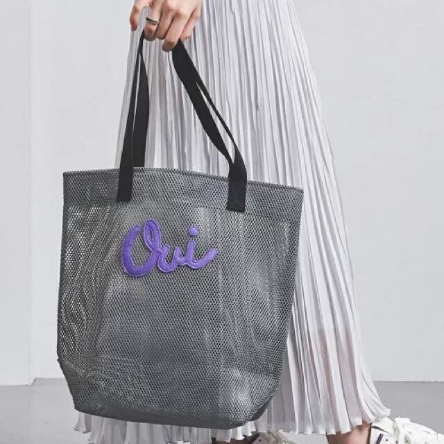 LUDLOW(ラドロー)の新品 ラドローメッシュバック レディースのバッグ(トートバッグ)の商品写真
