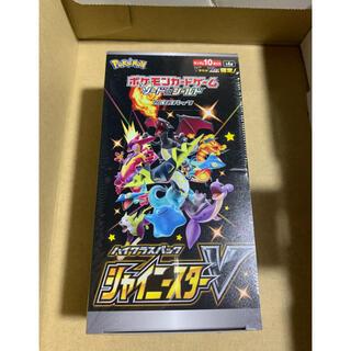 ニンテンドウ(任天堂)の新品未開封 ポケモンカード シャイニースターV ・1BOX(Box/デッキ/パック)