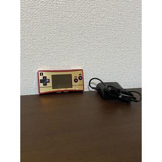 任天堂 - ゲームボーイミクロ ニンテンドーゲームボーイミクロ 20周年モデル 本体 美品