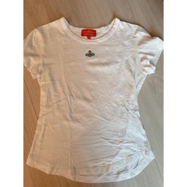 Vivienne Westwood(ヴィヴィアンウエストウッド)のヴィヴィアンウエストウッド Tシャツ レディースのトップス(Tシャツ(半袖/袖なし))の商品写真