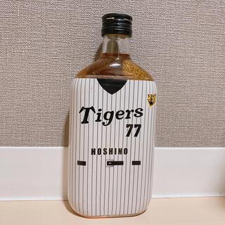 ハンシンタイガース(阪神タイガース)の阪神タイガース ウイスキー 77 星野仙一(記念品/関連グッズ)