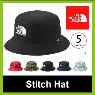 THE NORTH FACE - THE NORTH FACE  バケットハット 帽子 UVcare M