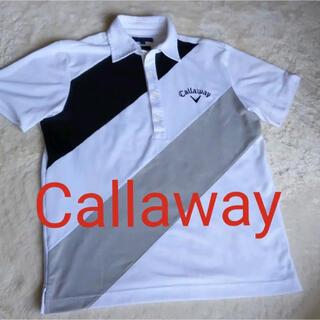 Callaway Golf - キャロウェイ ゴルフポロシャツ L