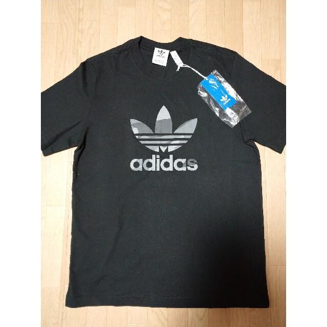 adidas(アディダス)のアディダスオリジナルス メンズTシャツ メンズのトップス(Tシャツ/カットソー(半袖/袖なし))の商品写真