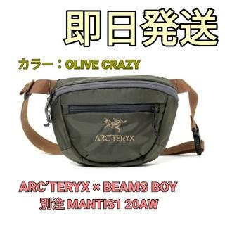 アークテリクス(ARC'TERYX)のARC'TERYX × BEAMS BOY / 別注 MANTIS1 20AW(リュック/バックパック)