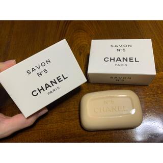 CHANEL - 2つセット CHANEL 石鹸