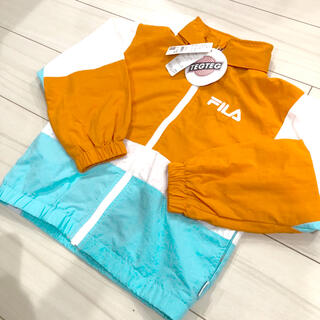 FILA - 新品 girls2×FILA