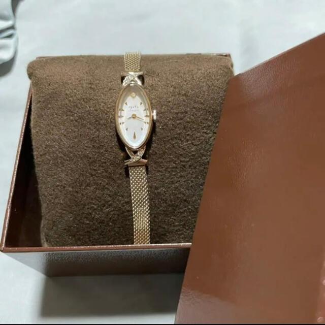 agete(アガット)の腕時計(agete) レディースのファッション小物(腕時計)の商品写真