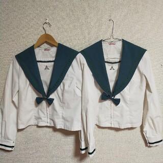 セーラー(中間服)2枚セット(衣装一式)