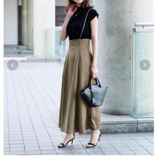 IENA SLOBE - 新品❁︎在庫のみ urs フレアサロペットスカート