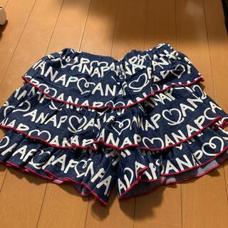 アナップキッズ(ANAP Kids)のANAPのスカート風パンツ(スカート)