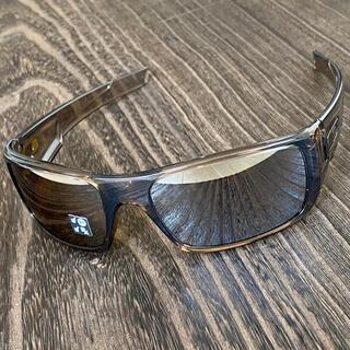 オークリー(Oakley)のクランクシャフト ブラウン 偏光 ミラー オークリー サングラス 釣り ゴルフ(その他)