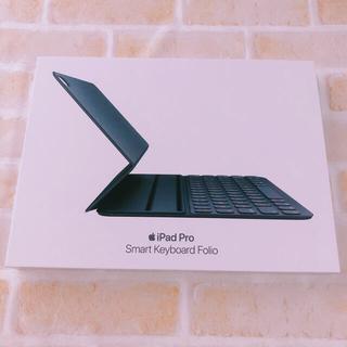 iPad - iPad Pro 11 スマートキーボード キーボードフォリオ MU8G2J/A