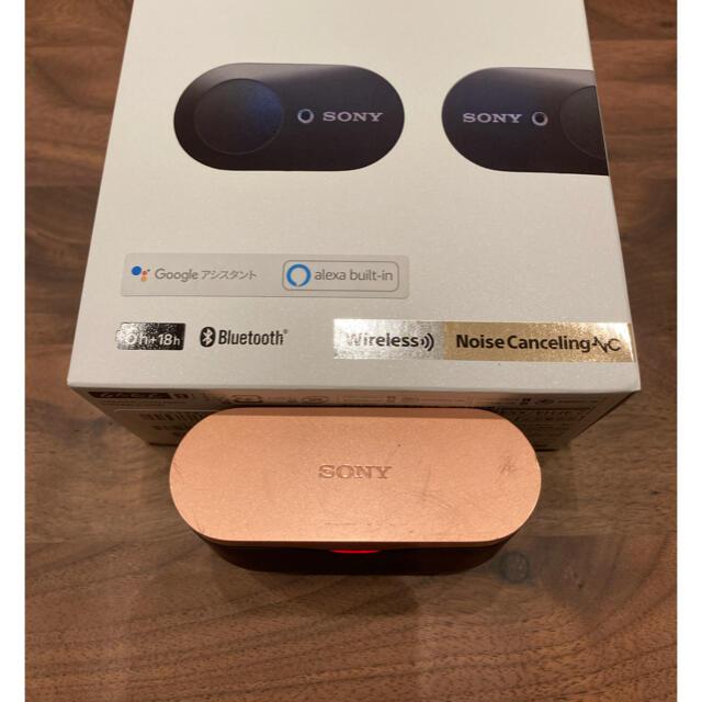 SONY(ソニー)のkakeru 様専用 SONY WF-1000XM3 ノイズキャンセリング スマホ/家電/カメラのオーディオ機器(ヘッドフォン/イヤフォン)の商品写真