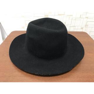エモダ(EMODA)のEMODA エモダ ハット 帽子 中折(ハット)