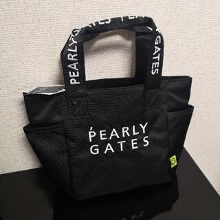 PEARLY GATES - パーリーゲイツ 限定品 ブラック 新品 最新作 カートバッグ 完売品