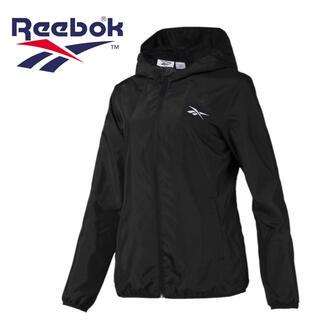 Reebok - Reebokウインドブレーカー ジャケットブラック裏メッシュ