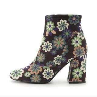Lily Brown - リリーブラウン  チェルシーコラボ ブーツ