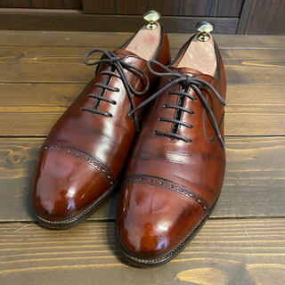 EDWARD GREEN - エドワードグリーン HYTHE ハイス 202ラスト メンズ 革靴