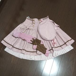 アンジェリックプリティー(Angelic Pretty)のアンジェリックプリティ Melty Ribbon Chocolate セット(セット/コーデ)