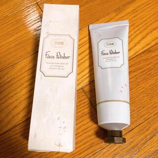 サボン(SABON)のSABON サボン フェイスポリッシャー 洗顔(洗顔料)