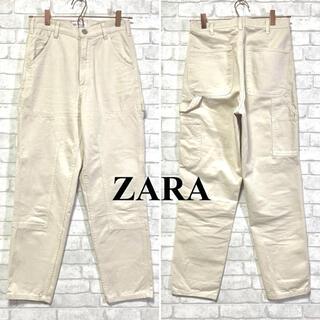 ザラ(ZARA)のZARA ザラ ペインターパンツ ベイカー テーパード 8ポケット(ワークパンツ/カーゴパンツ)