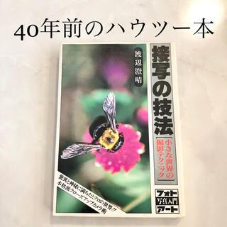 接写の技法 小さな世界の撮影テクニック フォトアート 写真 渡辺澄晴 ハウツー本