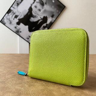 Hermes - ♡展示品級♡シルクイン コンパクト エルメス 財布