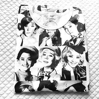 ショウジョジダイ(少女時代)のSNSD ;【新品】CD特典Tシャツ Size Free(アイドルグッズ)