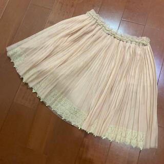 ココディール(COCO DEAL)のココディール  プリーツスカート(ミニスカート)