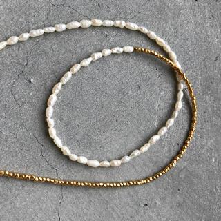 アーバンリサーチ(URBAN RESEARCH)のhandmade necklace 063(ネックレス)