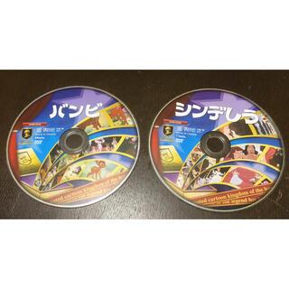 シンデレラ バンビ DVD