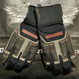 ハーレーダビッドソン(Harley Davidson)のハーレー 純正 ハーレーダビッドソン グローブ ガントレット 手袋 防水 スマホ(装備/装具)