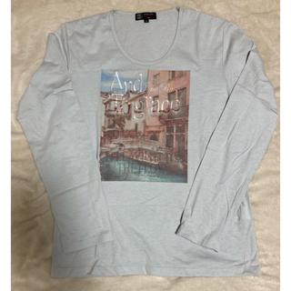 エムケーミッシェルクランオム(MK MICHEL KLEIN homme)のMK MICHEL KLEIN homme Tシャツ(Tシャツ/カットソー(七分/長袖))