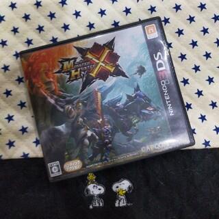 カプコン(CAPCOM)のモンスターハンタークロス 3DS(その他)
