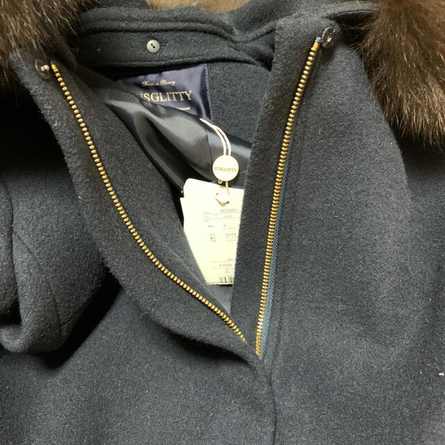 JUSGLITTY(ジャスグリッティー)の新品未使用♡3WAYコート ジャスグリッティ  レディースのジャケット/アウター(毛皮/ファーコート)の商品写真