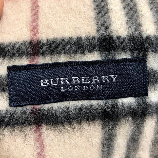 BURBERRY(バーバリー)のバーバリー*ひざ掛け インテリア/住まい/日用品の寝具(毛布)の商品写真