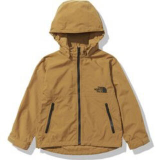 THE NORTH FACE - 新品未使用 ノースフェイス コンパクトジャケット120 キッズ