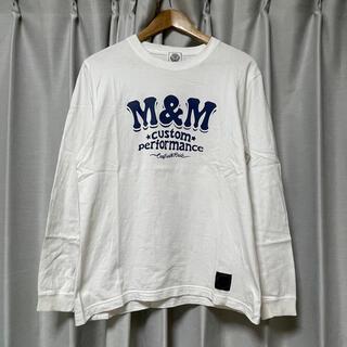 エムアンドエム(M&M)のM&M CUSTOM PERFORMANCE PRINT L/S TEE(Tシャツ/カットソー(七分/長袖))