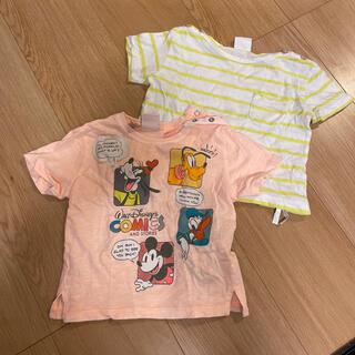 ザラ(ZARA)のzara ベビー 6-9M用(Tシャツ)