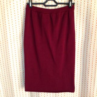 ルシェルブルー(LE CIEL BLEU)のEmotion tight skirt(ひざ丈スカート)