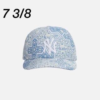 Kith for New Era New York Yankees 3/8(キャップ)
